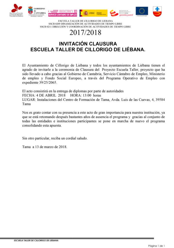 inivitacion-clausura-taller-empleo-liebana